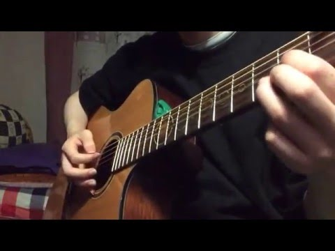 DEAN(딘) - D(half moon)_guitar cover(기타 커버)