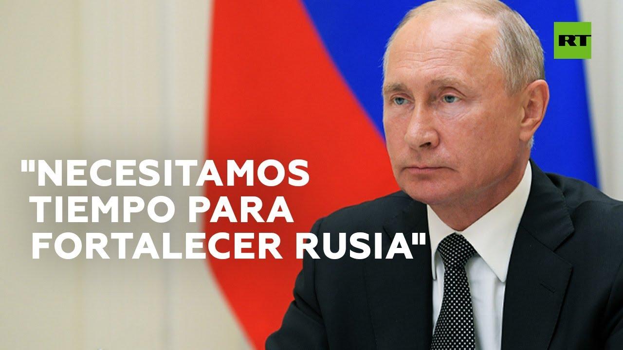 Putin agradece al pueblo ruso su apoyo a las enmiendas a la Constitución