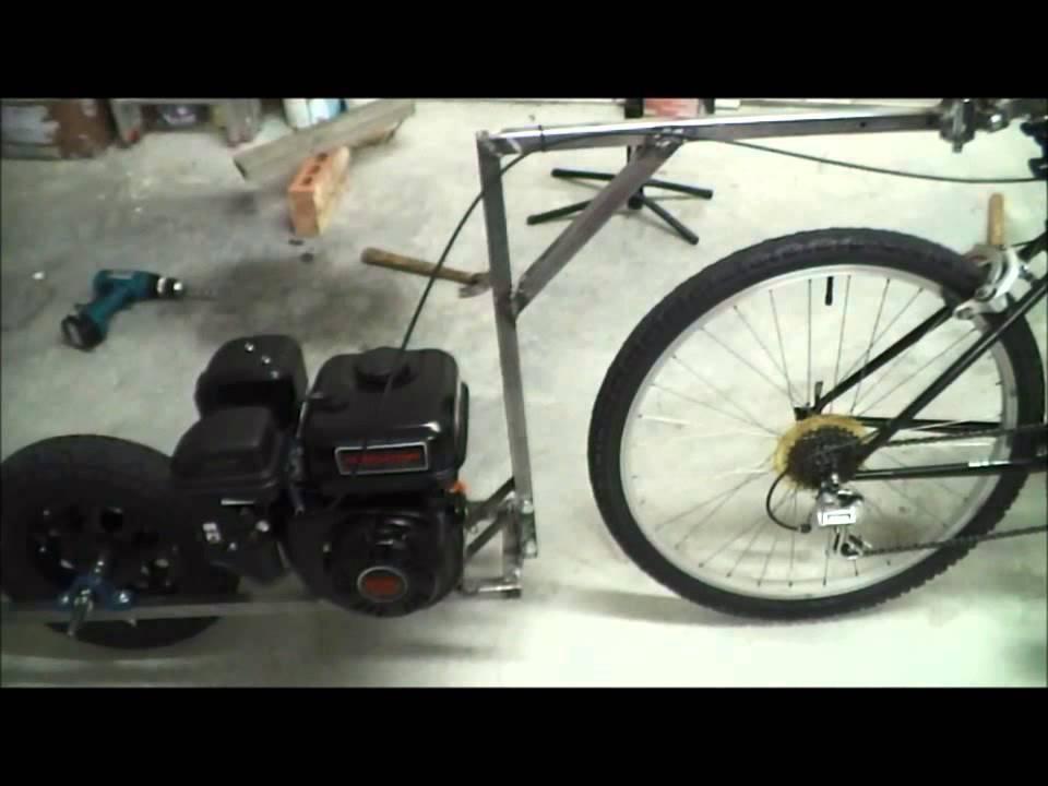 My Bike Pusher Project Youtube