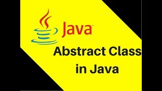 8.17 Abstract Class in Java Tutorial Theory