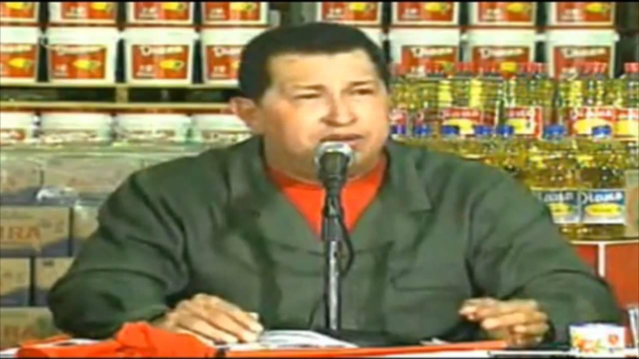 Resultado de imagen para El dia que el ex-presidente Chavez maldice a Israel
