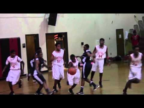Cousins Middle School Basketball Vs Clements YouTube