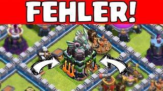 RATHAUS 14 - DER FEHLER! ☆ Clash of Clans ☆ CoC
