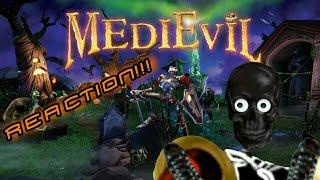 Medievil ps4 trailer reaction!!!!