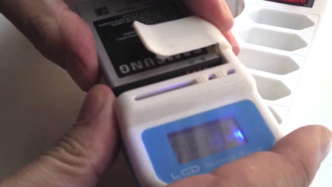 cargador externo bateria movil samsung s9
