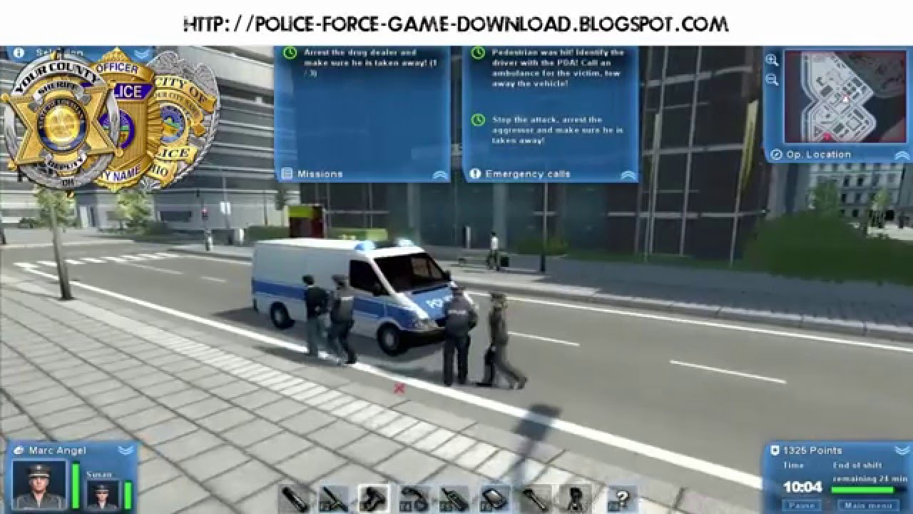Download Police Simulator Pc Game Free Hd Youtube