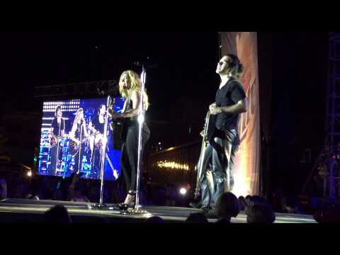 The Band Perry - If I Die Young - Burlington Steamboat Days 2015
