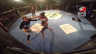 «آيه سعيد» بطلة الـ«MMA»: فنون القتال ليست للرجال فقط