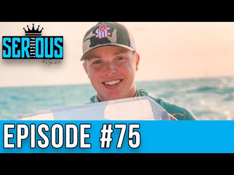 Serious Angler Podcast: Episode #75 MACOY FISHER | Editor/Filmer For Scott Martin