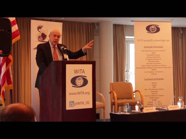 WITA 6.17.16 - SG Angel Gurria of OECD - 1