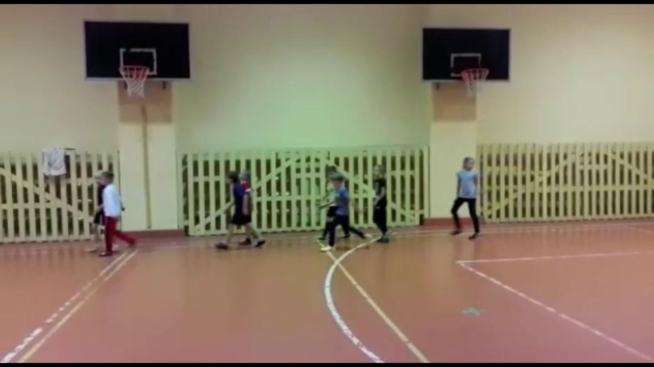 Сотрудники Дома культуры и спорта «Воскресенское» провели открытый урок по футболу