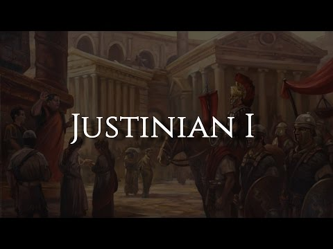 Justinian I: The Farmer's Son Who Became Emperor