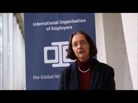 IOE Interviews Renate Hornung-Draus of the Confederation of German Employers' Associations (BDA)