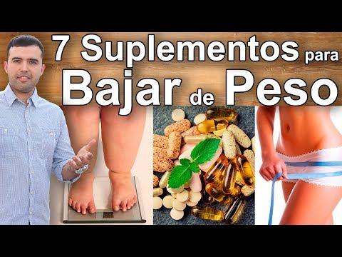 Como Perder Peso y Quemar Grasa Sin Dieta - Mejores Suplementos y Remedios para Bajar de Peso
