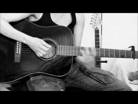 Sixpence None The Richer Kiss Me Guitar Cover Chordsacordes