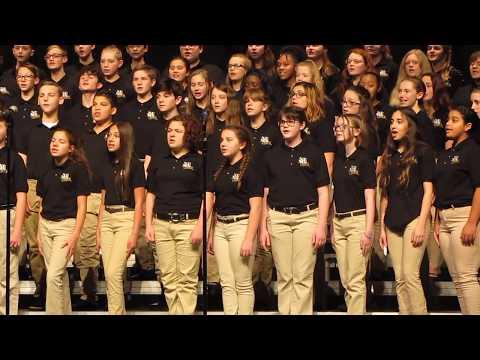 "Madison Hopper - ""South of the Border"" - Noblesville East Middle School Christmas Program 12-13-2019"