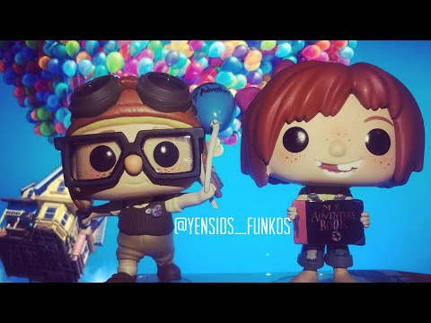 Unboxing #215: CARL & ELLIE (SDCC BoxLunch Exclusive)