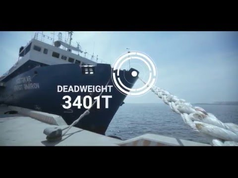 Azerbaijan Caspian Shipping Company - Corporate video