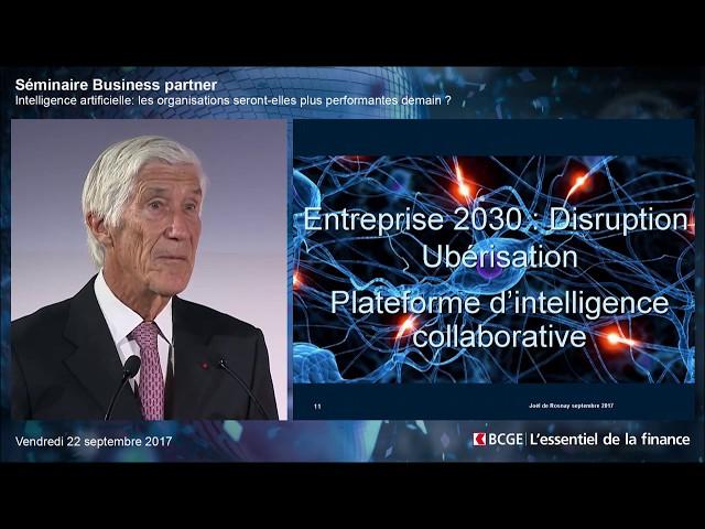 De l'IA à l'intelligence humaine augmentée: impact sur l'entreprise du futur