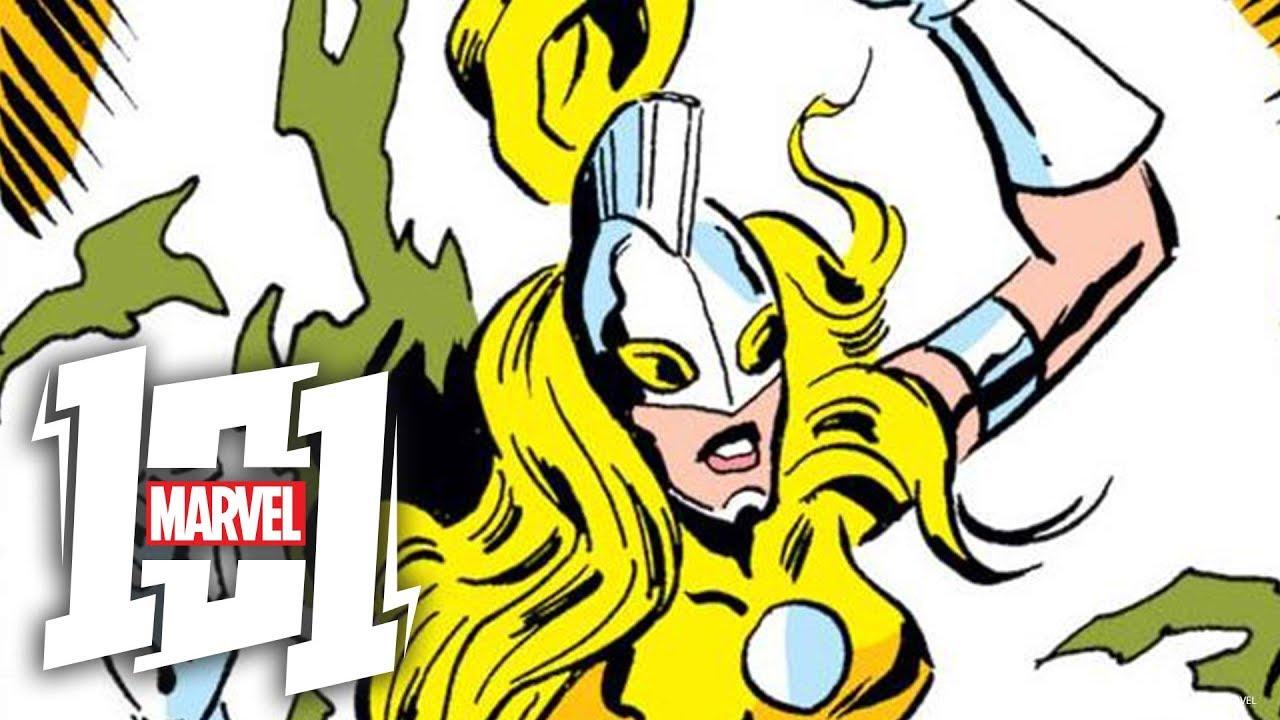 Moonstone   Marvel 101