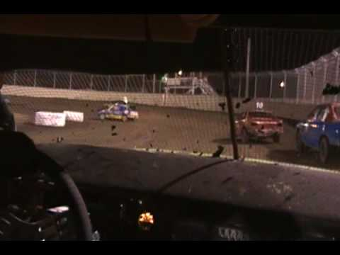 Warren County Speedway in car FWD Taylor Musselman Final Night GP Main