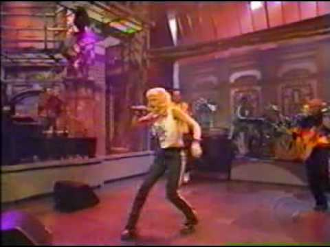 no doubt just a girl on letterman 28-03-96
