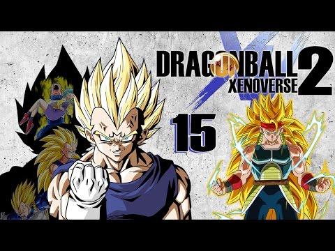 Bardock Goes Super Saiyan 3!!! Vegeta Plays Dragonball Xenoverse 2 Part 15
