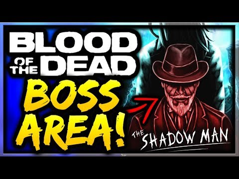 Blood of the Dead Easter Egg ENDING Boss Fight Arena FOOTAGE (Black Ops 4 Zombies Easter Egg Ending)