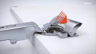 Blum CLIP top BLUMOTION – INSERTA training video