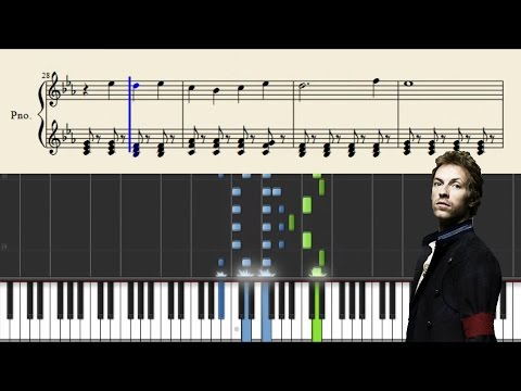 Coldplay - Hymn For The Weekend - Piano Tutorial + Sheets