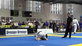 IBJJF Dallas Open 2016 - Pablo Silva (PSBJJ) vs. Daniel Pinheiro (Team Shark)