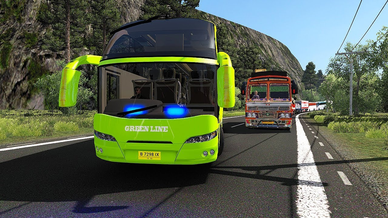 Euro Truck Simulator 2 G29 Setup
