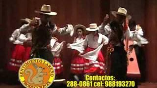 HUAYLIA NAVIDEÑA DEL SUR DE HUAYTARA-HUANCAVELICA