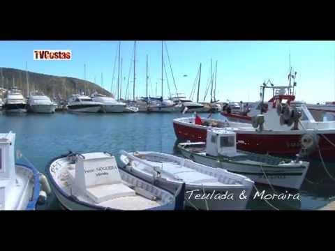 The Beautiful Towns of Moraira and Teulada Costa Blanca Spain (Tour)