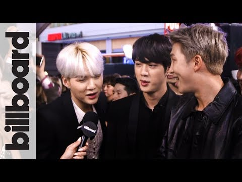 Thumbnail: BTS Sings Camila Cabello's 'Havana' & Shows Off Some Red Carpet Dance Moves! | AMAs 2017