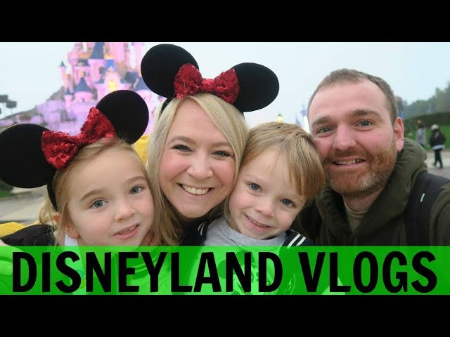 DISNEYLAND PARIS VLOGS 3: The Most Magical Of Mornings!