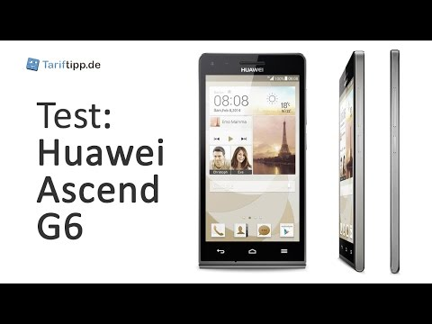 Huawei Ascend G6 | Test
