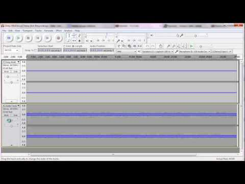 How to Make Deep Meditation MP3s with Binaural Beats in Gnaural & Audacity