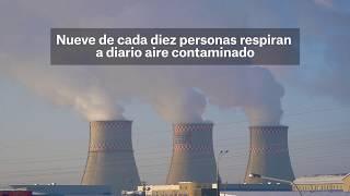 Los peligros del aire contaminado