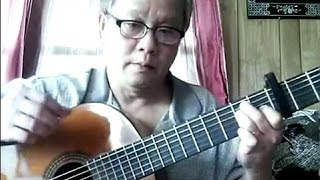 Du Mục (Trịnh Công Sơn) - Guitar Cover by Hoàng Bảo Tuấn