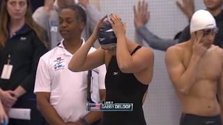 Лучшее время сезона от Кэти Лэдеки на дистанции 200 м Вольный стиль Женщины Гринсборо 2019