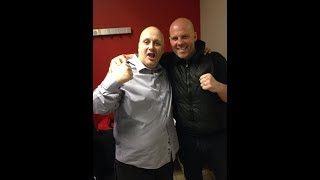 Dennis Hobson on Hughie Fury, Dave Allen,  Tony Bellew, Josh Wale Part 2
