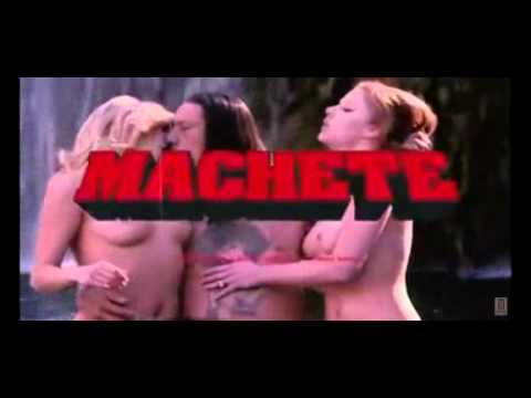 ระห่ำ กระฉูด Machete [Trailer]