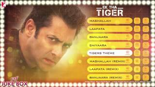 Ek Tha Tiger   Audio Jukebox