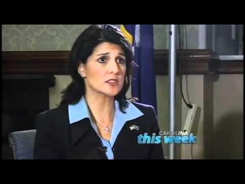 Gov. Nikki Haley interview