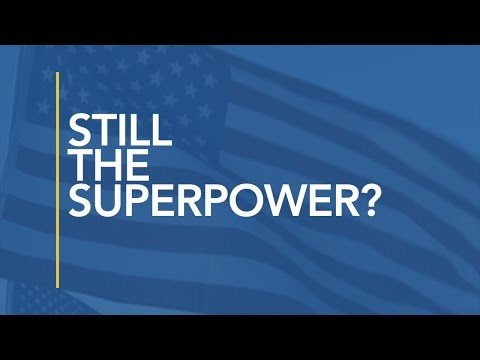 Still the Superpower? How Will the United States Lead in the World in 2017?