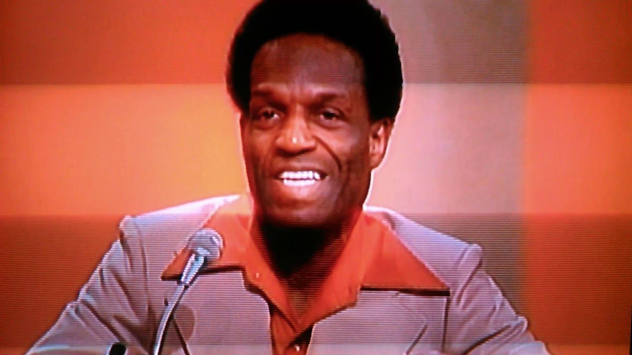 Match Game: Nipsey Russell with Advice on Waterbeds - YouTube
