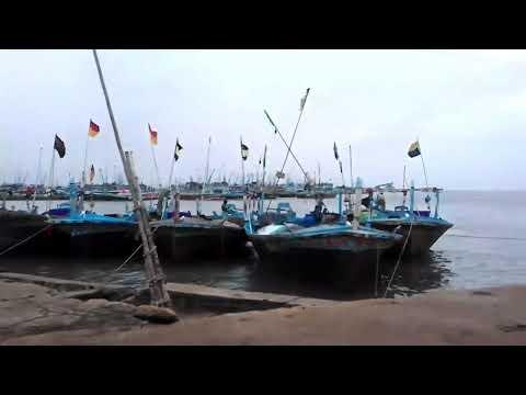 Ibrahim Hyderi Jetty/Fishery Karachi Pakistan
