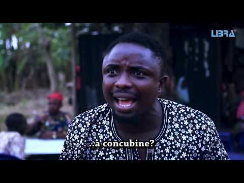 Yeye Oba (King's Mother) Latest Yoruba Movie 2018 Sanyeri thumbnail