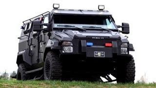 SWAT Truck Epic Police Chase NFS Most Wanted 2012